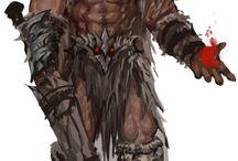 Barbarian - Character Art