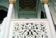 Movable Minbar, Masjid al-Haram, Mecca Sharif