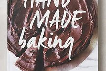 Cook books / Baking
