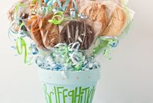 Teacher Bouquets / Cookies Bouquets for Teachers . . . the best way to be one smart cookie!