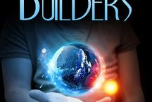 The Universe Builders (my book) / Fantasy novel about gods and goddesses who build universes for a living.