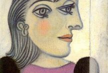 kubistisch portret