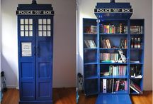 Bookcases / Kitaplıklar