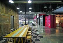 open office / co-working / interior design