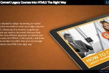 Migration: Convert Flash Courses to HTML5