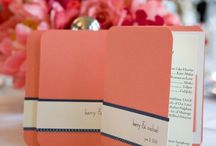 Wedding Printed Materials / by Ann Heuberger