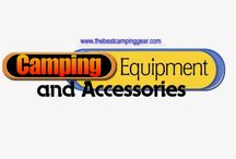 Camping Grills and Camping Accessories