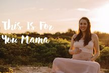 My YouTube Videos / A link to all of my videos created for mamas and healthy living lovers.