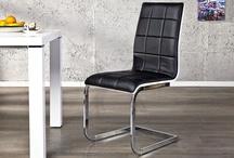 Luxusné stoličky / Luxusné dizajnové stoličky do vašej modernej jedálne.