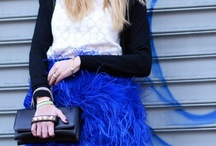 blue trend / by Aurelia A