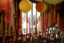 On trend wedding balloons