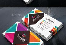 Шаблоны визиток