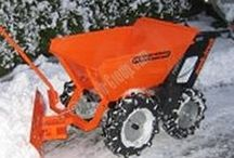 Snow clearance / Our Utility Micro Movers can be fitted with the snow scrapper attachment in seconds. This effective snow plough is simple to fit and can clear snow quickly and easily. It can also be used in narrow access areas such as pathways.  For more info: http://www.fresh-group.com/snow-clearance.html
