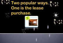 how to rent to own a home