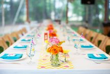 table setting/decor