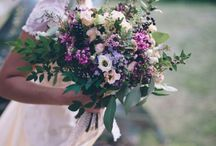 INSPIRATION | Lilac & Purple bouquets / Bridal bouquets in all shades of violet