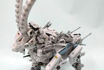Custom Zoids Idea