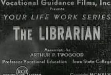 Vintage Librarians
