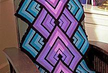 Knitting stitches and patterns