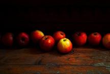 kunst / fruit op schaal