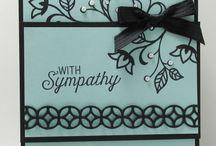 Yvette's Sympathy cards