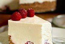 Ciasta na zimno