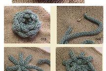 Tutorial utilizzo cordoncino tricotin
