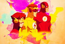 Feeling the aster / Young justice  / by Ashly Scapellato