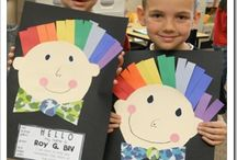 Colors first graders