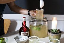 Tequila taco party