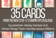 Stampin'Up! Annual Catalogue 2016-2017