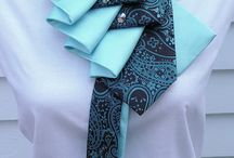 Upcycled Neckties