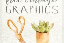 Vector Graphic Kids