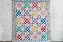 Lily & Loom Fabric and Quilts