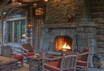 Outdoor Rooms and Porches / by Katrina Kelley