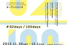 poster / typographic
