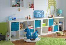 Kinderzimmer / Ideas for kids rooms