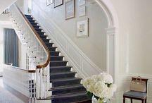 Stairways & hallways
