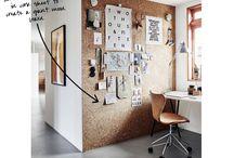 // farmhouse studio/office //