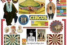 CIRCUS / by Kim Collister
