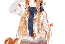 Anime Autumn ≧∇≦