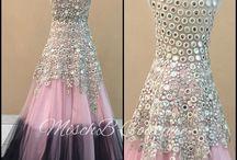 Lace formal dresses
