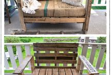 Pallet ideas / by Sarah Bopp