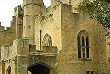 Castles of County Durham / Castles from around County Durham