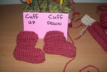 Crochet and knitting / by Erica Evink