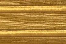 GOLD BULLION TRIMMINGS - BRAID