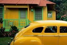 Vintage & Retro | Yellow