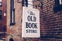 Old Bookstore / by Bard Judith