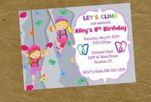 Girls Invite
