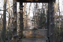 appalachian  trail privies / by Micheal